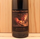 2012 Fox Farm Vineyards Willamette Valley Pinot Gris