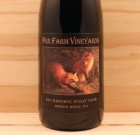2011 Fox Farm Vineyards Ribbon Ridge Reserve Pinot Noir