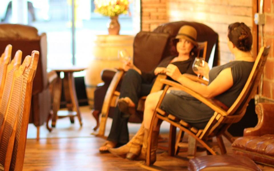 Relax in Comfortable Surroundings