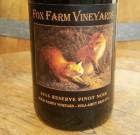 2014 Dukes Family Vineyard Reserve Pinot Noir