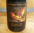 2015 Fox Farm Vineyards Pinot Noir